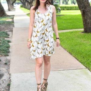 H&M Alligator Dress